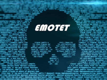 Emotet Banking Malware Up 375% Now Targeting Weak Passwords