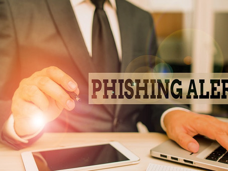 Top Phishing Scams Continue To Improve And Grow