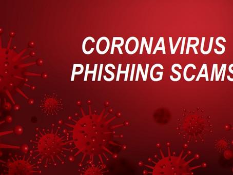 In Shadow Of Coronavirus: Phishing Campaign Uses Job Hunting As Foil
