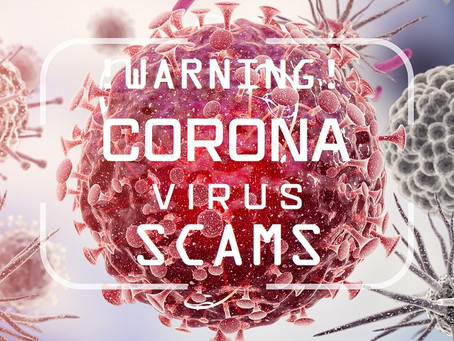 Coronavirus Themed Email Phishing Up 667%