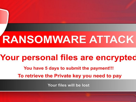 Ransomware Runs Wild: Up 25%