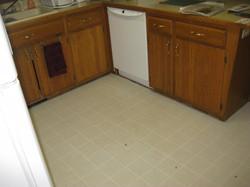Before Interior Flooring