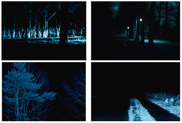 Henriette Dan Bonde Intriguing Darkness