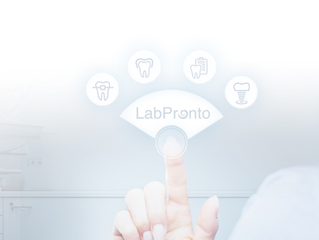Meet LabPronto - The Dental Uber® (one pager for print)