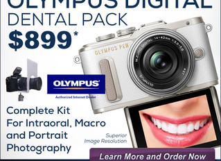 OLYMPUS DIGITAL DENTAL PACK