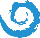 blueskybio logo swirl
