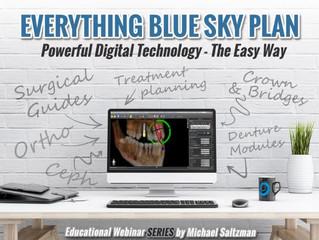 Everything Blue Sky Plan Educational Webinar Series