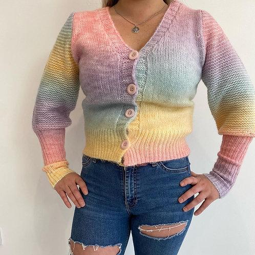 Mermaid Knit Cardigan