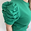 Thumbnail: Green Frill Sleeve Loungewear