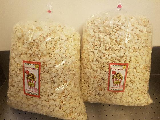 Party bag of Pink Himalayan Salted Popcorn (500g)