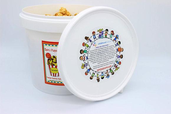 Caramel Popcorn Pail (650g)