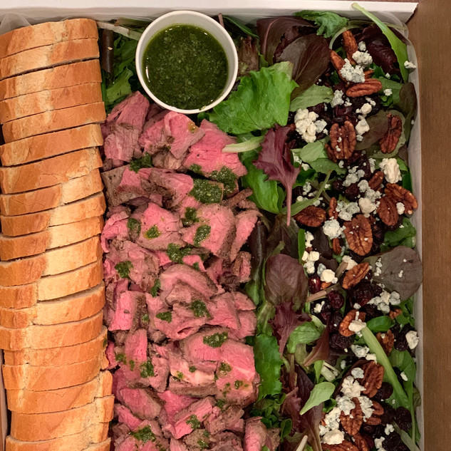 Steak Chimichurri Box