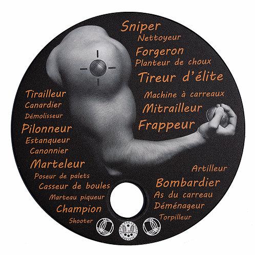 """Tapis de Pétanque """"Luxe"""" TIREUR"""