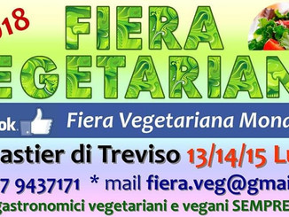 Fiera vegetariana 2018
