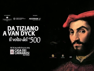 "Mostra ""Da Tiziano a Van Dyck. Il volto del '500"""