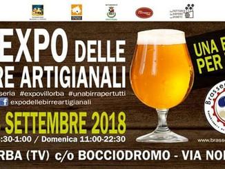 9^ Expo delle birre artigianali