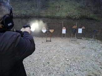 Corso base per armi da fuoco corte