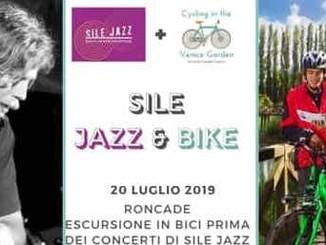 Sile jazz & bike il 20 luglio: da Roncade alla laguna di Venezia