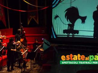 Le quattro stagioni: la musica di Vivaldi con orchestra, attori e acrobati al Parco