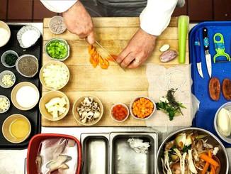 Corso base di cucina naturale