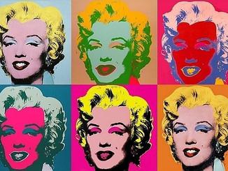 """Andy Warhol Superstar"""