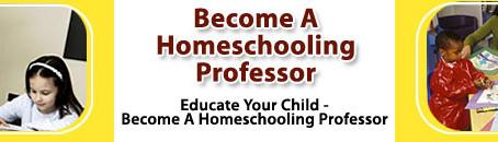 Home School Professor – Parents Only