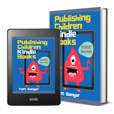 New Book: How to make $$$$ Publishing Kindle Children Books