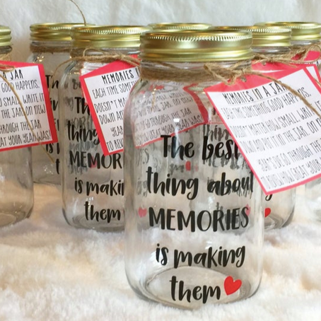 Summer Memory Jars