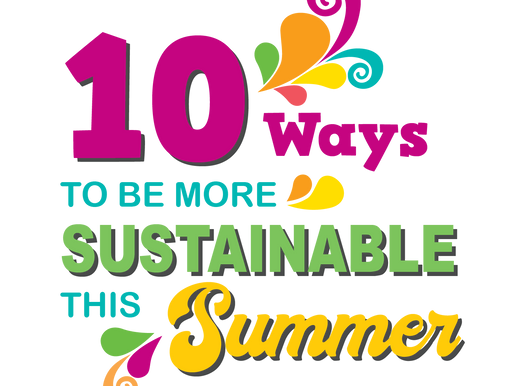 Sustainable Summer!