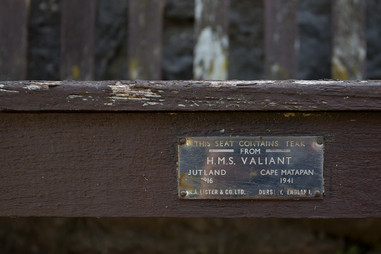 External - HMS Valiant Bench 2.jpg