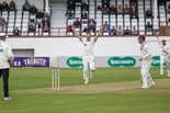 8 Brooks successfully appeals lbw of Lewis Gregory_61Z7375.jpg