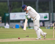 Nick Brook pushes a single for his '50'_