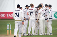 Patto celebrates wkt of Sir Cook_61Z9617