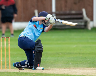 Alex MacDonald number 3 for Yorks v Lanc