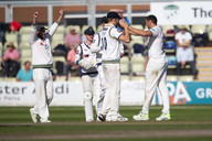 _61Z7930 Bresnan celebrates wkt of Tongu