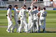 18Delight when Harry Duke out, bowled Lu