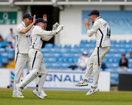 11Thommo catches Carson off Willey_61Z85