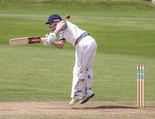 9 Not easy going for any batsman, let-alone Hodd who'd just come in_61Z8569.jpg