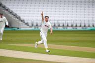 Thommo's 2nd wicket (c Lyth) 2 _61Z2925.