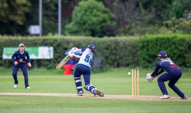 Beth Langston, numb 4 for Yorks hits bou