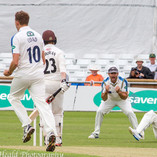 Bairstow takes the catch
