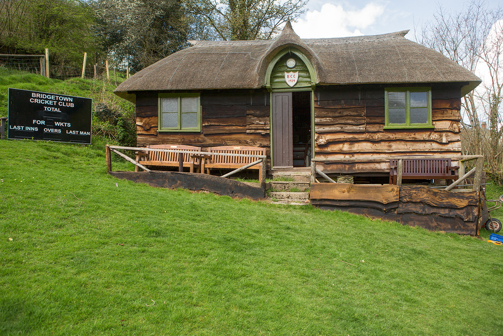 Know any other thatched tea-huts?