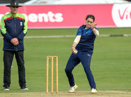 Katie Levick watched over by Ian Ramage_