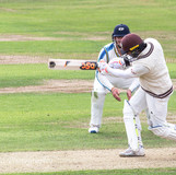 Sangakkara sets about another 'ton'