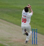 19 - 3 wickets so far for Michael Neser