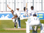 16) Willey opens the bowling today_61Z84