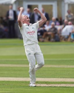 Luke Wood takes first 5 Yorks' wkts _61Z