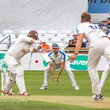 Coad finds edge of Stoneman's bat
