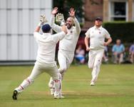 3) Farhan Khan (NL)celebrating 1 of his