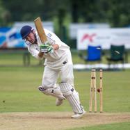 All good things, Nick. 52 runs, bowled K